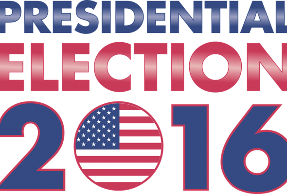 Presidential Election banner