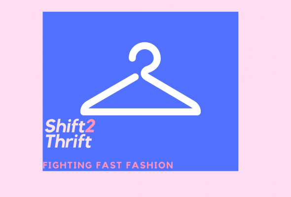 Shift2Thrift Logo Image