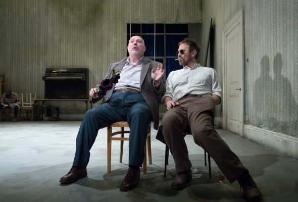 Home Manchester, Uncle Vanya, A Revolution Betrayed?, Chekhov