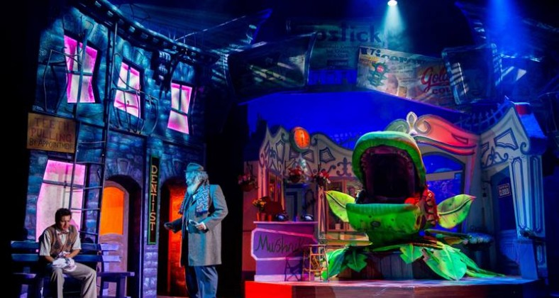 Little Shop of Horrors at Manchester Palace Theatre