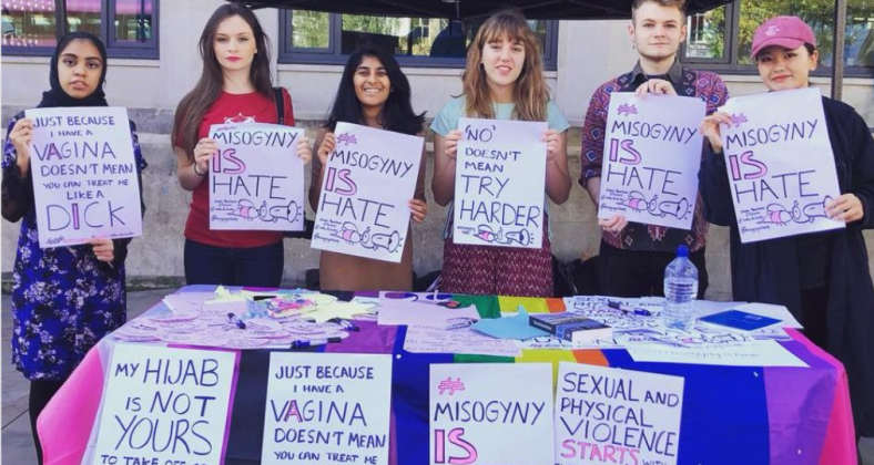 Misogyny is Hate