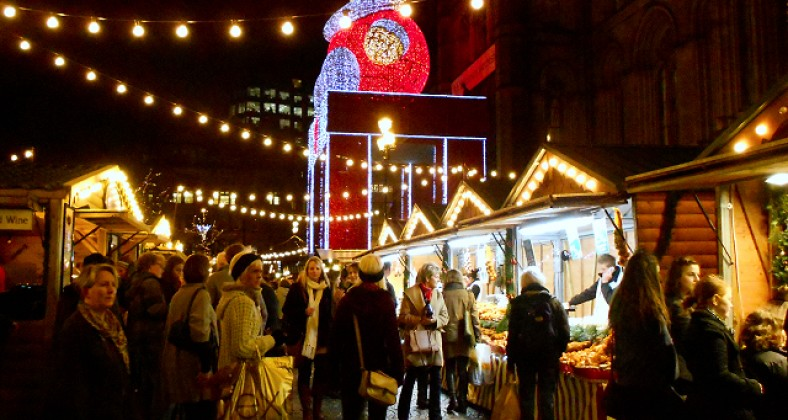 Manchester Christmas lights switch-on date announced | The ...