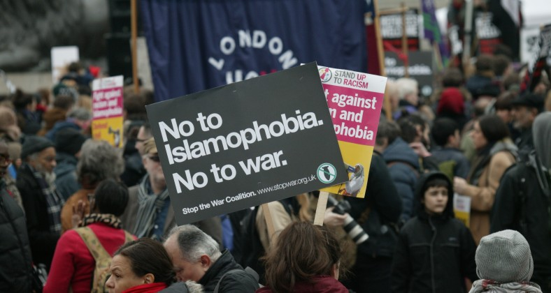 Islamophobia at Manchester University