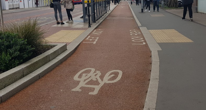 Cycle Lane - Cass Hyde