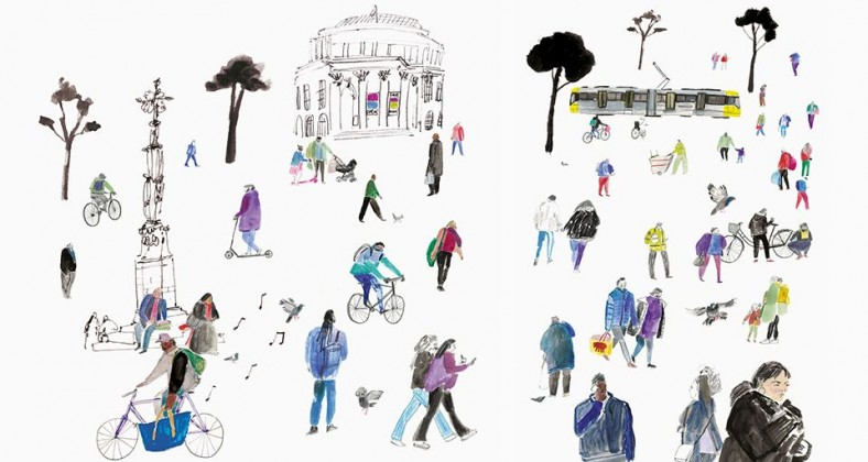 Danielle Rhoda - 'A day out in Manchester'