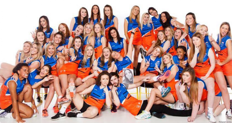 MMU Netball Girls