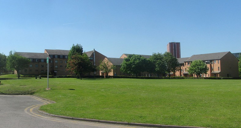 Constantine court, which has now been demolished