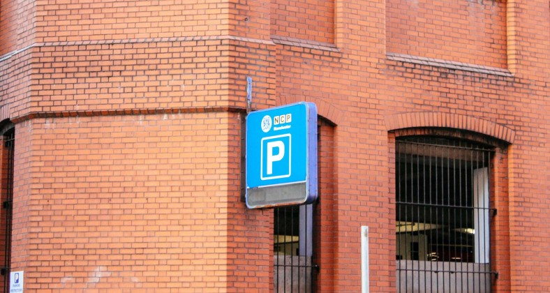 Parking in Manchester (credit: Toby Burton)