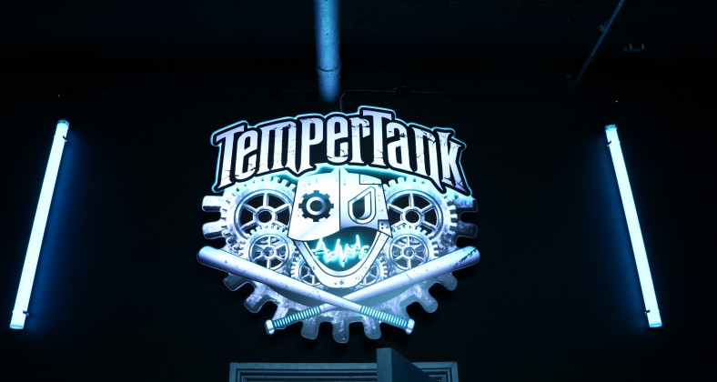 tempertank, smash room, manchester