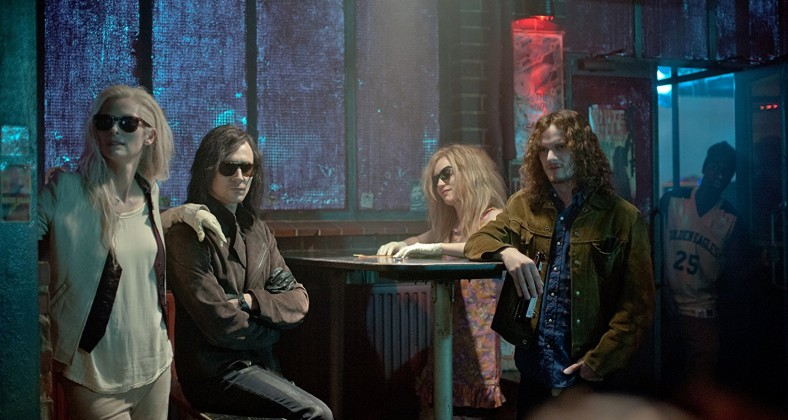 The cast of Only Lovers Left Alive