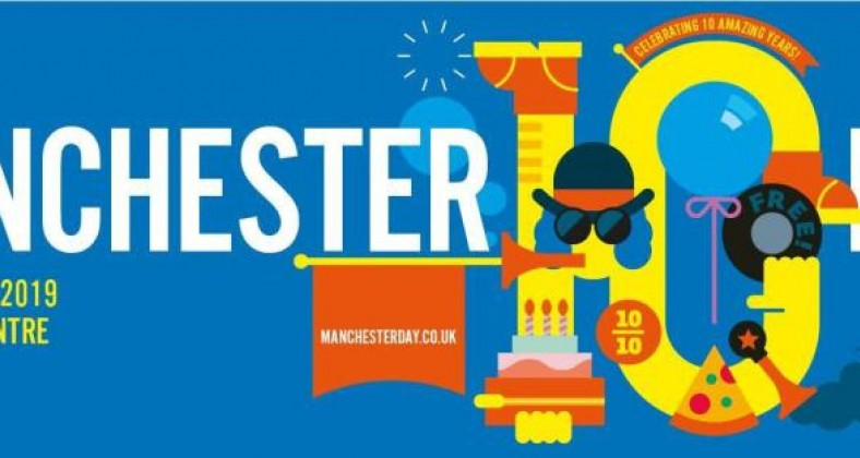 Manchester Day Poster