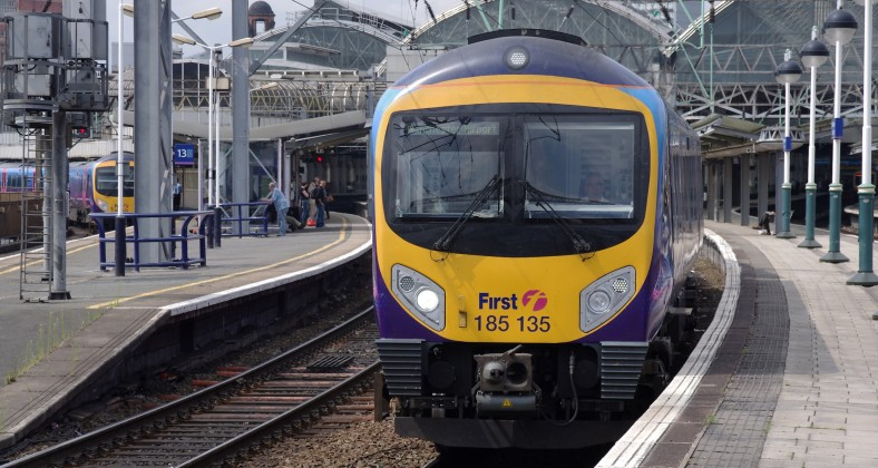 5994c955ee44 75 million passengers travelled through Greater Manchester last year ...