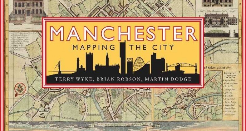 Mapping The City - Cover Art