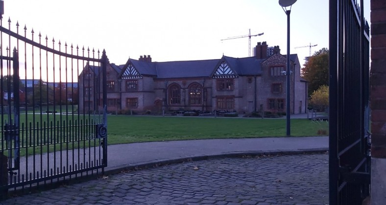 Haunted Spaces at Ordsall Hall