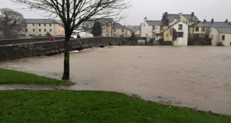 cumbrian flooding