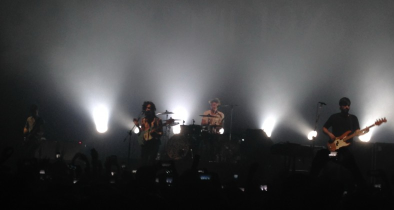 The 1975 live in Bankok