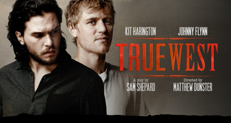 Kit Harington and Johnny Flynn for True West. Photo Credit: True West London