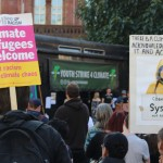 Strike for climate change