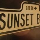 Sunset Boulevard Logo