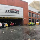 Arndale remains closed after knife attack