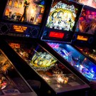 Bury Arcade Club, Retro, Pinball Machine, Arcade, Bury, Cork Street