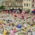 manchester arena attack, manchester arena, memorial, remembrance