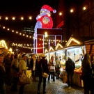 Christmas Markets at Manchester town hall