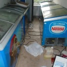 Dirty Ice Cream Freezers