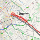 HS2 route into Piccadilly