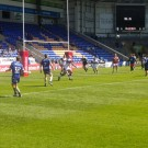 PDRL Wakefield versus Warrington