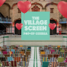 Village Screen valentine's day