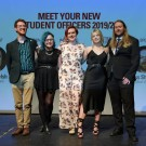 New MMU Union officers