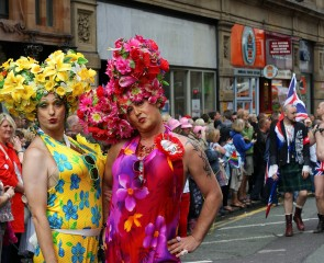 Manchester Pride. Photo credit: Man Alive! on Wikimedia Commons