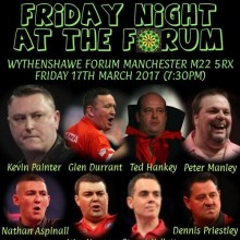 Friday Night at the Forum