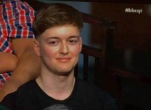 Kieran Hepworth on BBC's Question Time