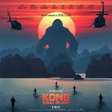 Kong: Skull Island, movie poster