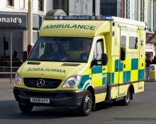 North West Ambulance Service NHS FT Ambulance