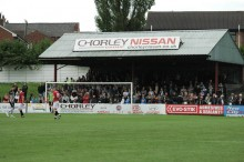 Chorley FC home ground