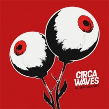 Circa Waves - Different Creatures album artwork