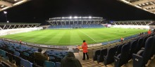 City Women stadium