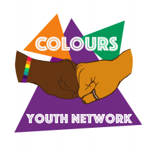 Colours Youth Network Logo