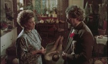 Joan Plowright and Bernard Hill in Drowning by Numbers
