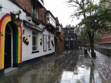 Gay village, LGBTQ+
