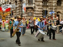 Manchester Day Parade
