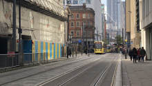 Metrolink Trams