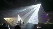 New Order performed at last year's MIF