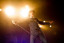 Paul Smith of Maximo Park