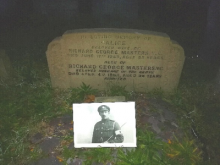 The Grave of Private Richard George Masters VC winner Southport