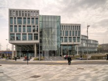 Rochdale Council Building