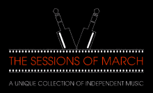 The Sessions of March Logo